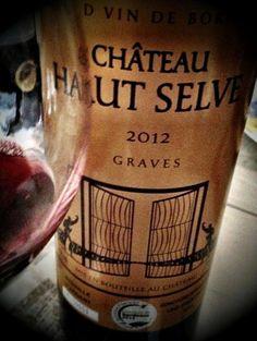 El Alma del Vino.: Vignobles Lesgourgues Château Haut Selve Rouge 2012.