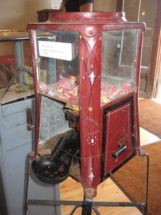 Pin on Gumball Machines.......