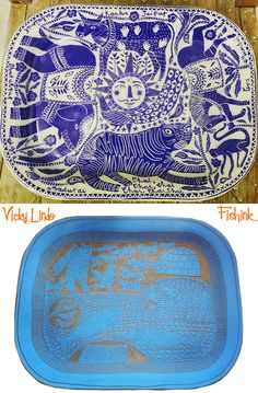 Vicky Lindo Ceramics that got the cream Ceramic Clay, Ceramic Plates, Ceramic Pottery, Pottery Sculpture, Sculpture Clay, Plate Design, Sgraffito, Elements Of Art, Linocut Prints