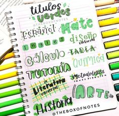 Bullet Journal Font, Journal Fonts, Bullet Journal Aesthetic, Bullet Journal School, Bullet Journal Ideas Pages, Journal Stickers, Bullet Journal Inspiration, Projekt Mc2, How To Write Calligraphy