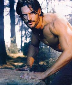 Top 10 TV #Hunks Joe Manganiello / Oh he sure is a True Hunk on True Blood! Joe plays Sexy Werewolf Alcide on one of the most popular HBO Shows ever. Luckily #True Blood loves their men naked so we get plenty of Shirtless Manganiello.