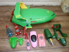 Thunderbirds - Toys (LOT)