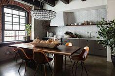 2014 mutfak tasarımı trendleri - Ev & Bahçe - Elizim