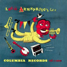 LOUIS ARMSTRONG album covers - Google Search