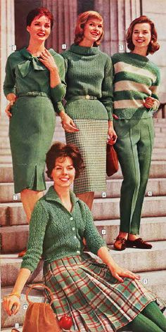 Green jumpers, 1960