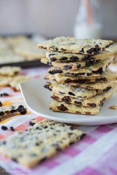 Recipe for raisin biscuit cookies
