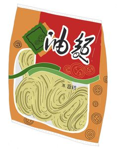 packaging addicted: Noodles