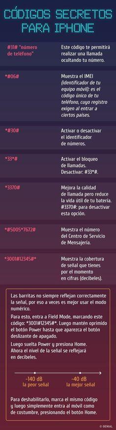 Estos códigos secretos te darán acceso a funciones ocultas de tu móvil