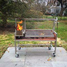 """A Gaucho Grill is a harmonious blend of Latin flair and American precision craftsmanship. Our grills are modeled after traditional Argentinean grills, """"Parrilla's"""" utilizing a timeless design, proven throughout centuries."""