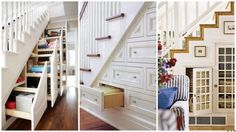 stair closet pantry - Google Search