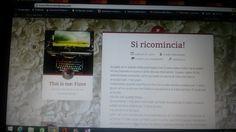 Il mio blog! :) dateci un'occhiata se vi va!