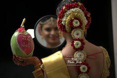 #poolajada #pellipoolajada #kobbaribondam #bride #southindianbride #telugubride