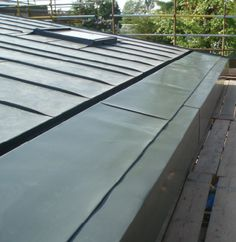 15 Best Zinc Flashings And Finishing Images Zinc Roof