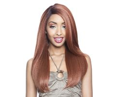 Brown Sugar 202 Swiss Lace - Lace Front Wig