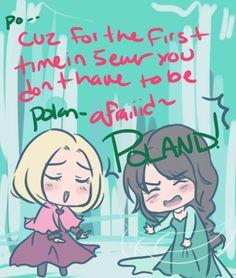 poland: like totally fab. lithuania: Really poland? really?