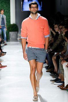 Michael Bastian Spring 2016 Menswear Fashion Show