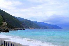 Badestrand Monterosso an der ligurischen Küste von Italien Cinque Terre, Strand, Water, Outdoor, Italy, Landscape, Vacation, Nice Asses, Gripe Water