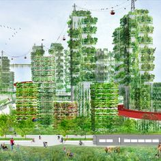 """Our first Dezeen x MINI Living Initiative video explores Italian architect Stefano Boer's proposals to build """"forest cities"""" to combat urban pollution"""
