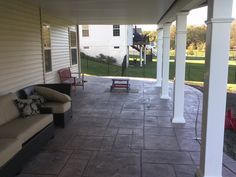 Our skills lie in redefining outdoor living areas. Porch Ideas, Patio Ideas, Landscaping Ideas, Backyard Ideas, Garden Ideas, Outdoor Living Areas, Outdoor Spaces, Outdoor Decor, Family Room Addition