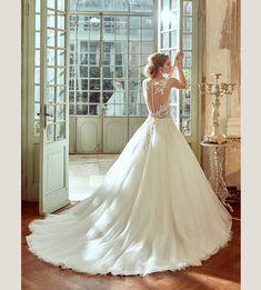 Wedding Dress Nicole - Collection NICOLE NIAB17135 2017