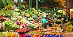Adderley Street Flower Sellers Now