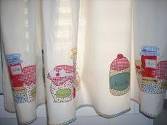 el patchwork de marga cortinas de cocina