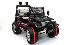2017 Jeep Wrangler Style 12V Ride On Car w/ Remote Contro... http://a.co/dGADJX6
