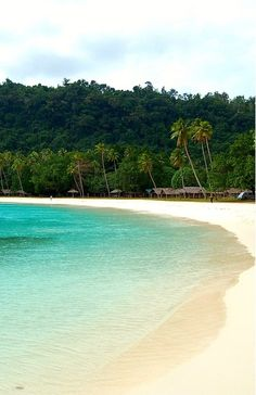 Vanuatu,, this looks a bit like CHAMPAGNE BAY..