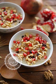 Aşure (Tam Ölçülü) | Mutfak Sırları – Pratik Yemek Tarifleri
