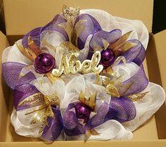 Noel wreath @ja.decorandmore