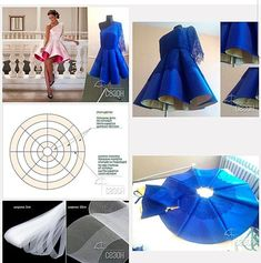 Image gallery – Page 266767977913266884 – Artofit This skirt looks like it should be in anime - Salvabrani Do you aggree? Circle Skirt Pattern, Gown Pattern, Circle Skirt Tutorial, Skirt Patterns Sewing, Clothing Patterns, Pattern Sewing, Fashion Sewing, Diy Fashion, Moda Fashion