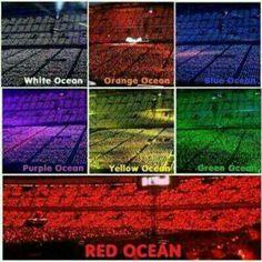 Tohoshinki's Ocean @ Final TIME Concert @ Nissan Stadium, Japan