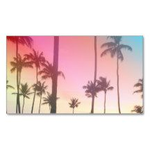 Travel Agent,Agency,Vacations,Tropical,Tan,Salon, Pack Of Standard Business Cards