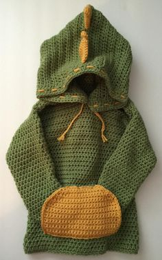 3T/4T Dino/ Dinosaur Hooded Sweater with Spikes | Bluprint