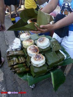Bibingka (Rice Cake) | OneCebu.com | Cebu Foods, Places, Pictures and Reviews