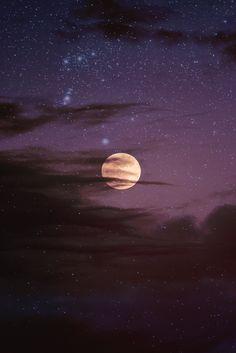 "souhailbog: "" Moon Cloud & Stars By Atmospherics | More """