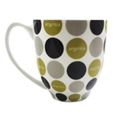 Argo Large Bubbles Ceramic Mug - 16oz
