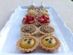 Masa sablée sucrée – Cocina de Franchesca Mini Cheesecakes, Mini Muffins, Mini Cupcakes, Pie, Breakfast, Desserts, Food, Crepes, Drinks