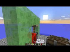 HOW TO MAKE SPHERES IN VANILLA MINECRAFT! 1.8 Minecraft Redstone Trick - YouTube