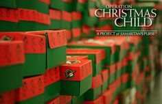 Giving Back: Operation Christmas Child
