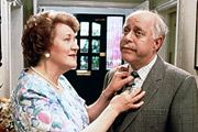 Keeping Up Appearances  Suburban snob Hyacinth Bucket devotes her time to monitoring 'standards' and attempting to impress 'influential' p...