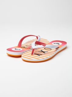 89d2f12a3 Cute Roxy sandals..... I will probably use any flip flops