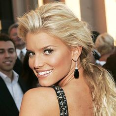 Jessica Simpson - 2004 - Jessica Simpson - Transformation - Hair - InStyle