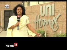 CJ Charu moved into one of the flats on rent in Unitech's Unihome project even as she waits for completion of her own flat in the same project. But what worries her is the state of the finished flats- poor construction, and the lack of basic amenities like water and electricity supply. Watch her CJ+ report: