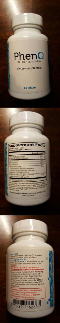 Appetite Control Suppressants: Phenq Diet Pills * Best Weight Loss Supplement * Summer Thin Skinny 60 Capsules -> BUY IT NOW ONLY: $53.99 on eBay!