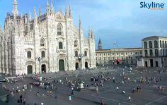 Live Webcam Duomo di Milano