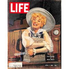 Magazine photos featuring Life Magazine [United States] April on the cover. Life Magazine [United States] April magazine cover photos, back issues and newstand editions. Look Magazine, Time Magazine, Magazine Covers, Carol Channing, Champions Of The World, Life Cover, Broken Leg, Vintage Magazines, Vintage Postcards