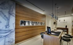 Officine Panerai Boutique in Madrid Ortega Madrid, Conference Room, Luxury Watches, Boutiques, Table, Spain, Furniture, Home Decor, Fancy Watches