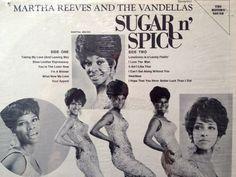 Martha Reeves & The Vandellas SEALED Sugar 'n' by ThisVinylLife