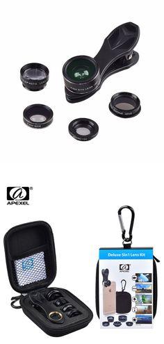 Phone Lens, Camera Lens, Kit, Personalized Items